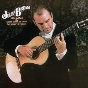 Villa-Lobos: 12 Etudes for Guitar & Suite populaire brésilienne