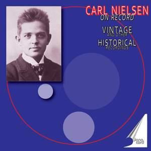 Carl Nielsen: Songs / Commotio