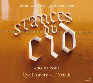Stances du Cid: Airs de cour
