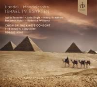 Handel/Mendelssohn: Israel in Egypt, HWV54