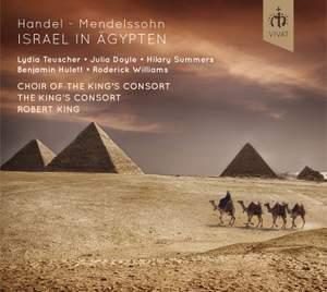 Handel: Israel in Ägypten Product Image