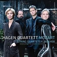 Mozart: String Quartets K387 & K458