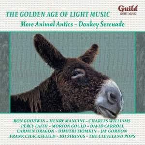 GALM 134: More Animal Antics - Donkey Serenade