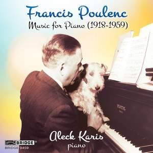 Poulenc: Music for Piano (1918-1959)