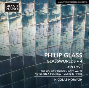 Glass: Glassworlds, Vol. 4