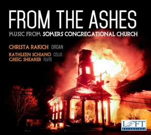 From the Ashes: Music from Somers Congregational Church Product Image