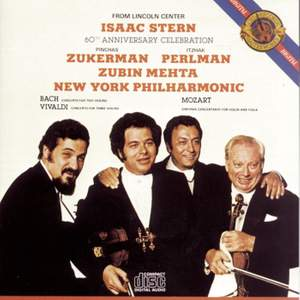 Isaac Stern: 60th Anniversary Celebration
