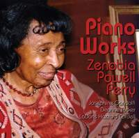 Zenobia Powell Perry: Piano Works