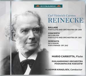 Reinecke: Flute Concerto
