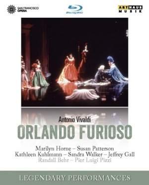 Vivaldi: Orlando Furioso, RV728
