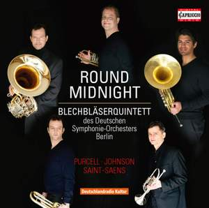 'Round Midnight: Music for Brass Quintet