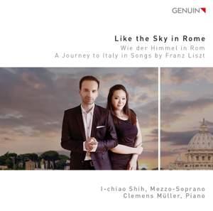 Like the sky in Rome