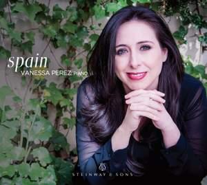Spain: Piano Music by de Falla and Debussy