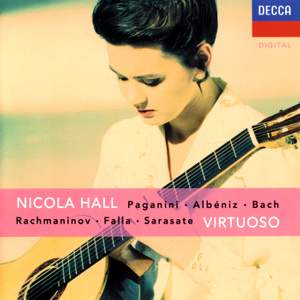 Nicola Hall: Virtuoso Guitar Transcriptions