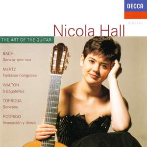 Nicola Hall: The Art of the Guitar