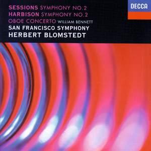 Sessions & Harbison: Symphonies