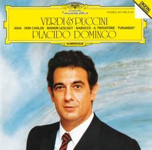 Placido Domingo: Verdi and Puccini