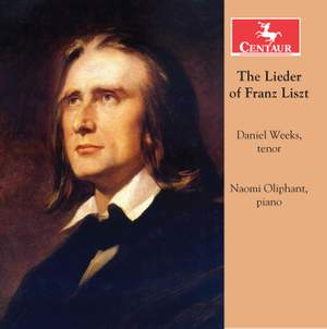The Lieder of Franz Liszt