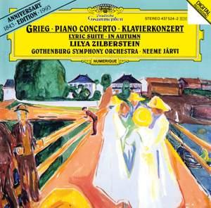 Grieg: Piano Concerto, Lyric Suite & In Autumn