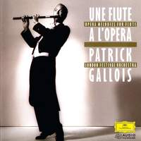 Fantasies on opera melodies for flute