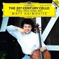 The 20th Century Cello