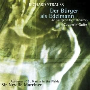 Strauss: Der Burger als Edelmann & Tanzsuite