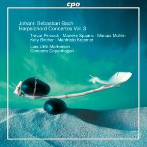 Bach - Harpsichord Concertos Volume 3