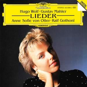 Wolf & Mahler: Lieder
