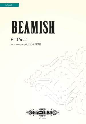 Beamish, Sally: Bird Year (SATB)