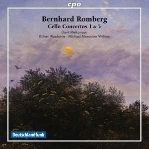 Romberg: Cello Concertos Nos. 1 & 5