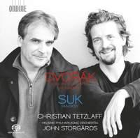 Christian Tetzlaff plays Dvorak & Suk