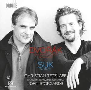 Christian Tetzlaff plays Dvorak & Suk