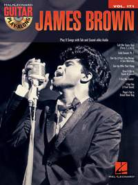James Brown: James Brown Guitar Play-Along Volume 171