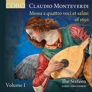 Monteverdi: Messa a Quattro voci et salmi of 1650 Volume I Product Image