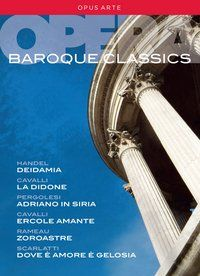 Baroque Opera Classics Box Set
