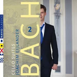 JS Bach: Cello Suites Vol. 2