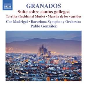 Granados: Orchestral Works, Vol. 1
