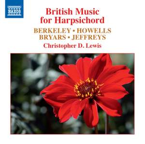 British Music for Harpsichord Product Image