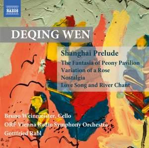 Deqing Wen: Orchestral Works