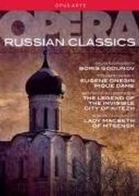 Russian Opera Classics Box Set