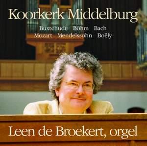Broekert, Leen De Buxtehude, Bohm & Bach