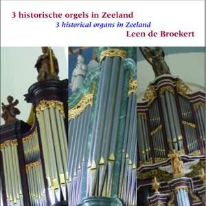 Broekert, Leen De 3 Historical Organs In.. Product Image