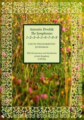 Dvořák: Symphonies Nos. 1-9