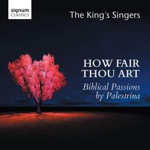 How Fair Thou Art Product Image