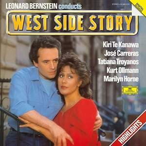 West Side Story - Highlights - Vinyl Edition Product Image