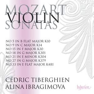 Mozart: Violin Sonatas Volume 1 Product Image