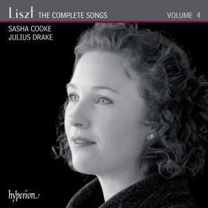 Liszt: The Complete Songs Volume 4 - Sasha Cooke