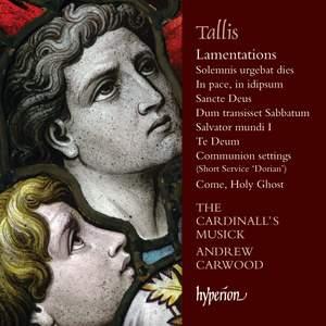 Tallis: Lamentations Product Image