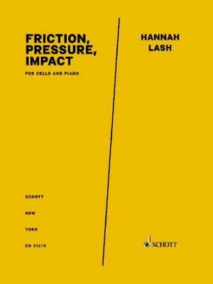 Lash, H: Friction, Pressure, Impact