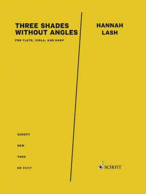 Lash, H: Three Shades Without Angles